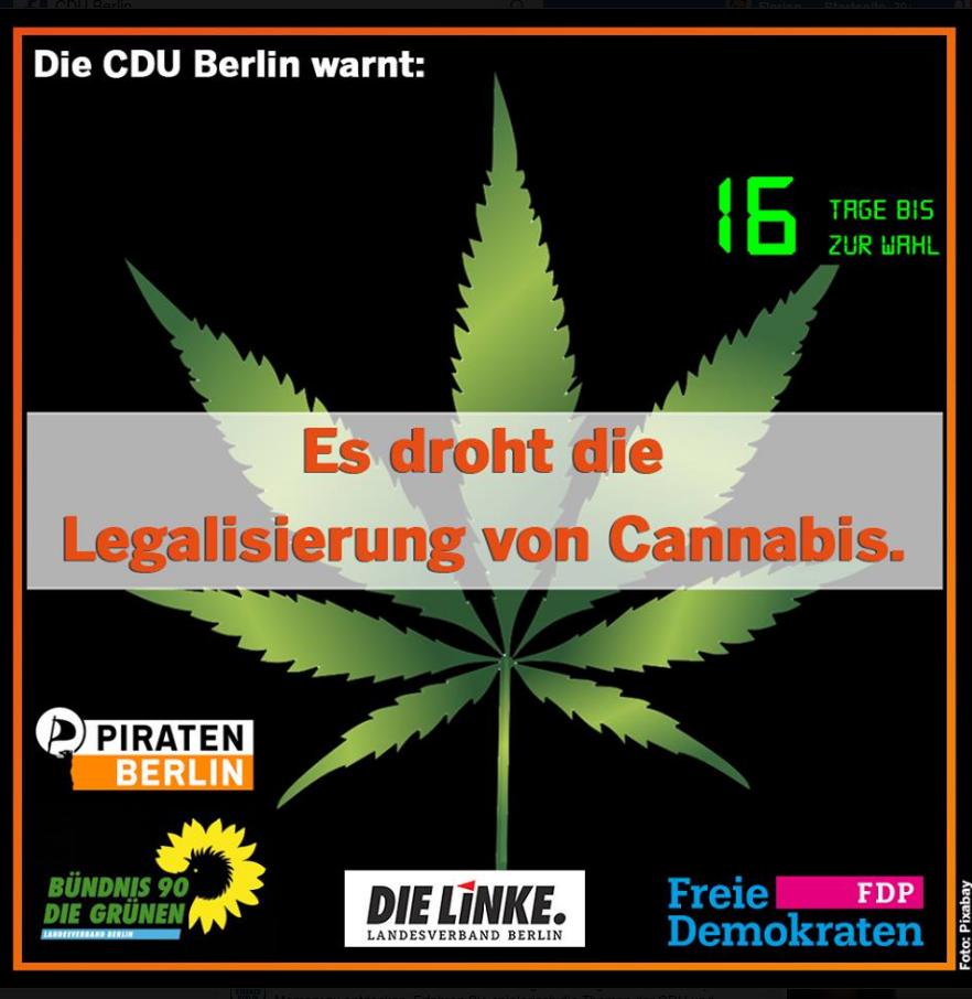Es Droht Die Legalisierung