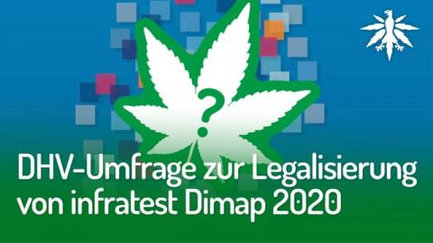 DHV-Umfrage zur Legalisierung von infratest Dimap 2020 | DHV-News #275