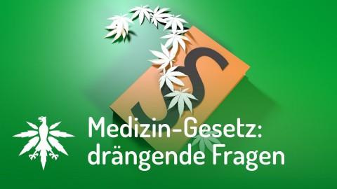 Medizin-Gesetz: drängende Fragen | DHV News #109