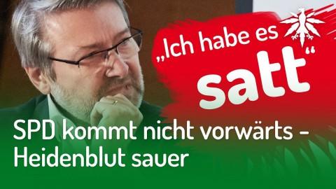 SPD kommt nicht vorwärts - Heidenblut sauer | DHV-News #228