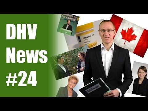 DHV News #24: CDU/CSU: Eigenanbau verhindern, Konsumenten verfolgen