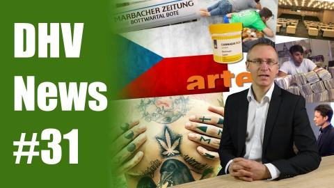 Cannabis-Agentur in Tschechien | Boulevard Spaß | DHV News #31