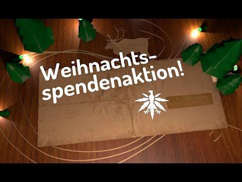 Legalisierung schenken zu Weihnachten?