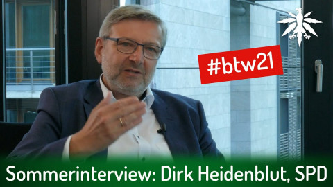 Sommerinterview: Dirk Heidenblut, SPD