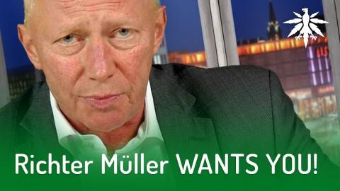 Richter Müller WANTS YOU!