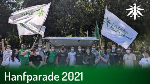 Hanfparade 2021