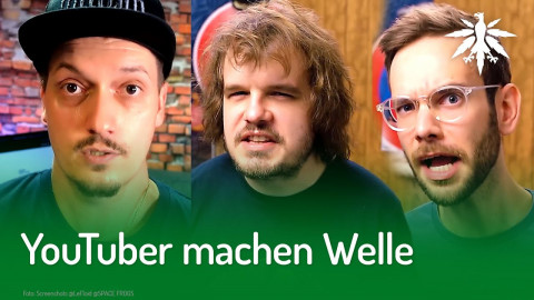 YouTuber machen Welle | DHV-News #260
