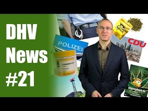 DHV News #21: Cannabispatient nach Beschlagnahmung seines Hanfs gestorben, Warnung vor Legal Highs