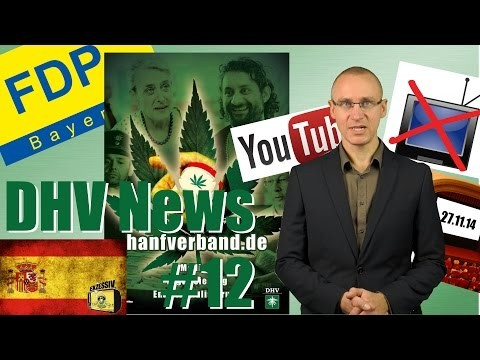 DHV News #12: DHV Hanf Spots Infos, FDP will legalisieren, Altersgrenze in Cannabis Social Clubs