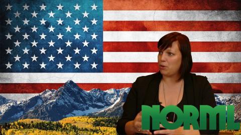 So arbeitet die Legalisierungsbewegung in den USA - NORML Colorado | DHV USA Tour 2015 Part 3/10