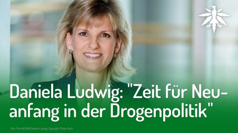 "Daniela Ludwig: ""Zeit für Neuanfang in der Drogenpolitik"" | DHV-News #221"