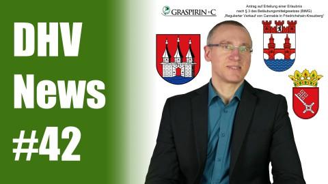 Cannabis bald legal in Bremen, Hamburg, Berlin & NRW? | DHV News #42