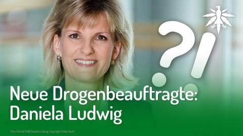 Neue Drogenbeauftragte: Daniela Ludwig | DHV-News #218