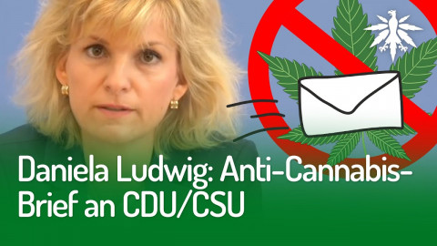 Daniela Ludwig: Anti-Cannabis-Brief an CDU/CSU | DHV-News #258