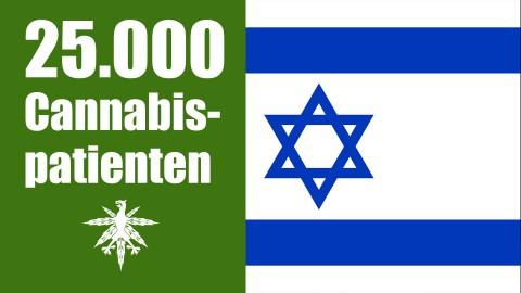 Israel: 25.000 Cannabispatienten | DHV News #74