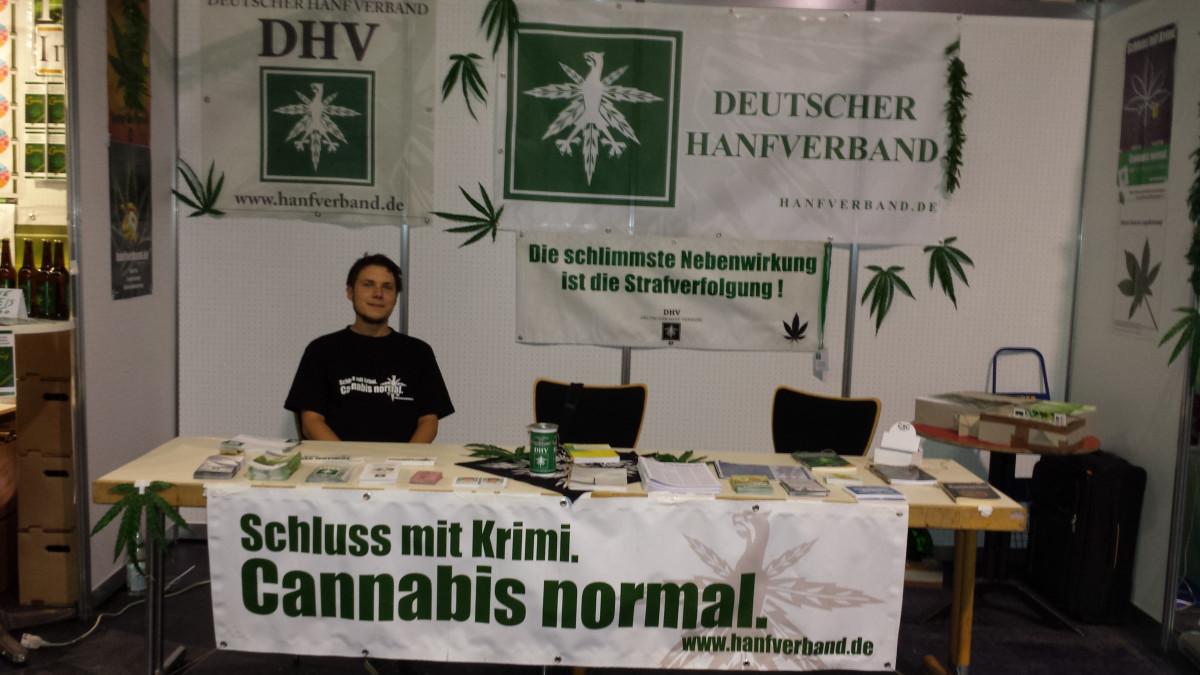 Bericht zur Hanfmesse Cannabis XXL in München