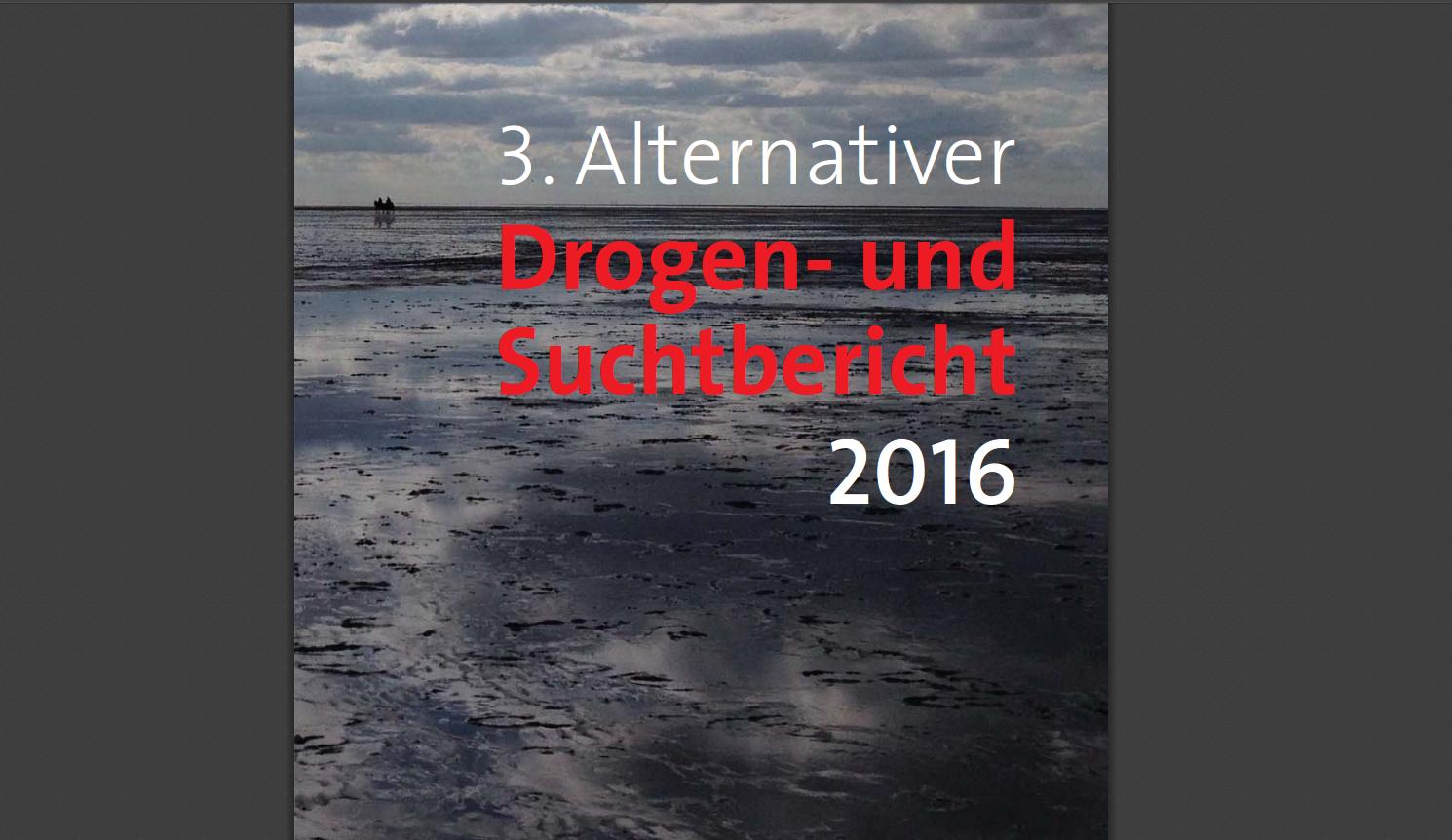 ce6e01951d Alternativer Drogen-und Suchtbericht 2016 in Berlin veröffentlicht ...