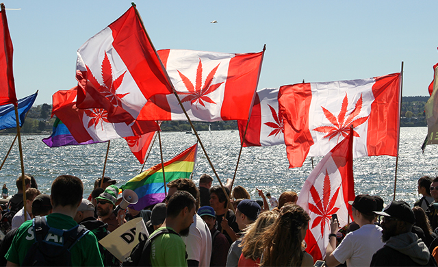 Legalisierung Kanada