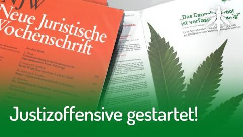 Justizoffensive gestartet | DHV-News #217