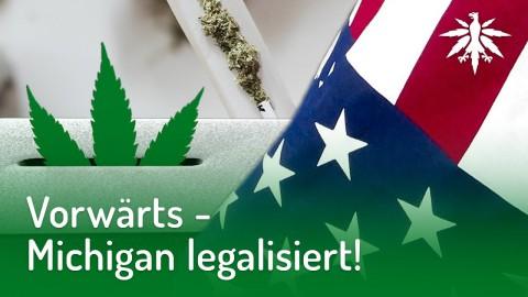 Vorwärts - Michigan legalisiert! | DHV-News #183