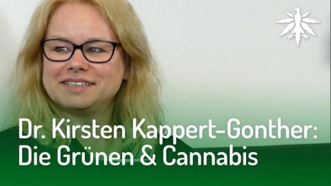 Dr. Kirsten Kappert-Gonther: Die Grünen und Cannabis