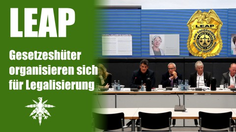 LEAP: Gesetzeshüter organisieren sich für Legalisierung | DHV News #49
