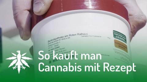 So kauft man Cannabis mit Rezept