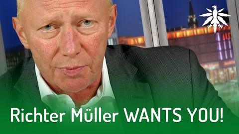 Richter Müller WANTS YOU!