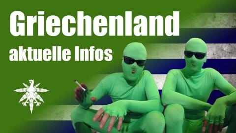 The Greenman Show zu Besuch | Neues aus Griechenland