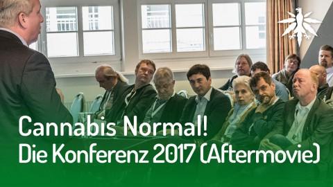 Cannabis Normal! Die Konferenz 2017 (Official Aftermovie)