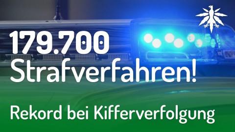 Rekord bei Kifferverfolgung | DHV-News #201