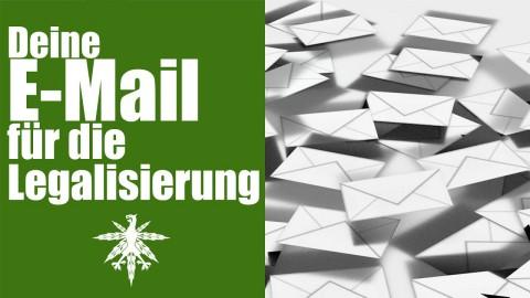 Deine E-Mail für die Legalisierung | DHV News #95