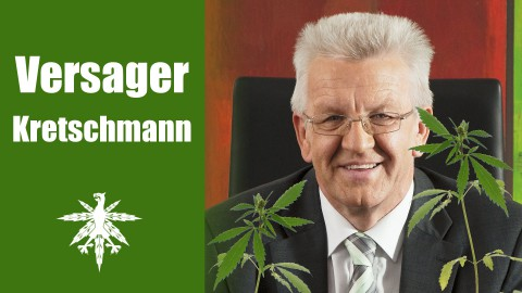Versager Kretschmann & massig medical marijuana | DHV News #67