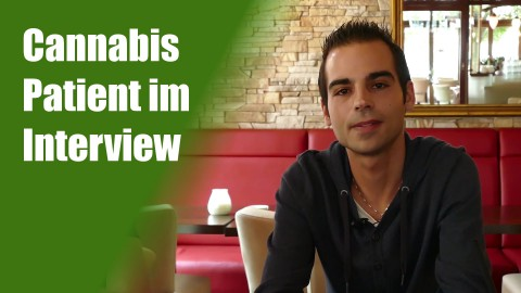 Cannabis-Patient Pino im Interview