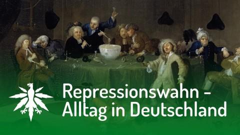 Repressionswahn - Alltag in Deutschland | DHV News #103